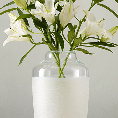 Ralph Lauren Cagan Vase, Large