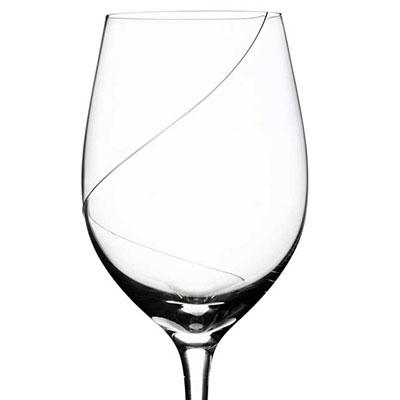 Kosta Boda Line Wine, Single