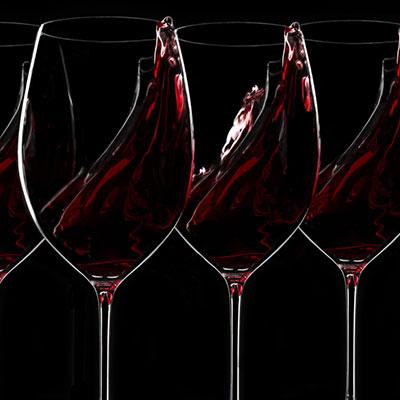 Riedel Veritas, Cabernet, Merlot - Buy 6 Get 8 Gift Crystal Wine Glasses, Set