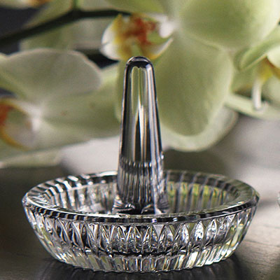 Waterford Round Ring Holder