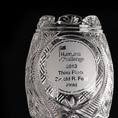 Cashs Crystal Trophy 2