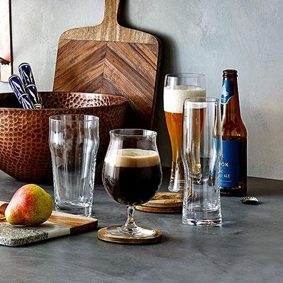 Lenox Tuscany Classics Craft Beer IPA, Set of 4
