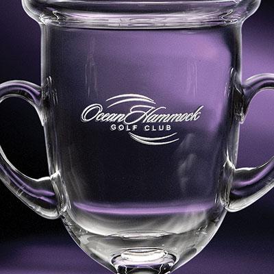 Crystal Blanc, Personalize! Adirondack Cup, Medium