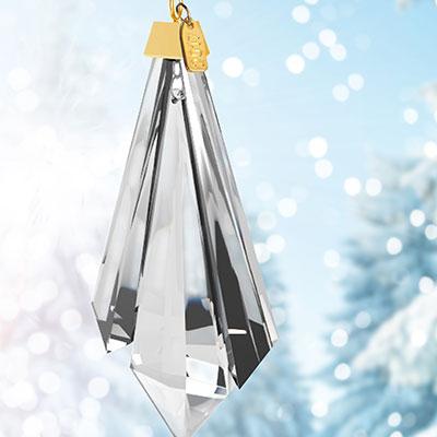 Nambe Glass 2017 Annual Ornament