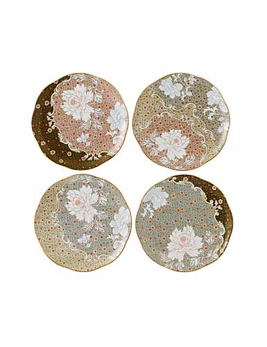 Wedgwood China Daisy Tea Plates Set of Four