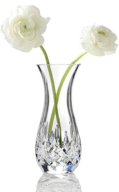 """Waterford Giftology 6"""" Lismore Sugar Bud Vase"""