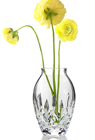 """Waterford Giftology 5"""" Lismore Candy Bud Vase"""