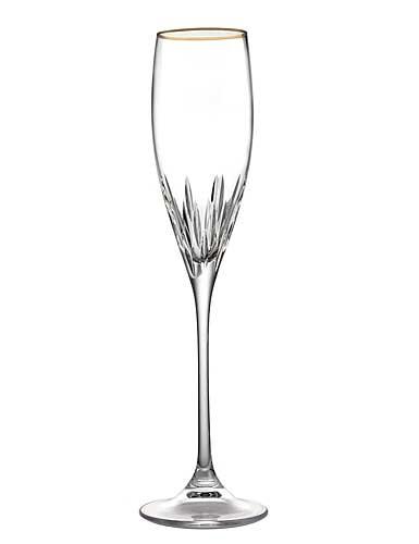 Vera wang wedgwood duchesse gold flute single - Vera wang martini glasses ...