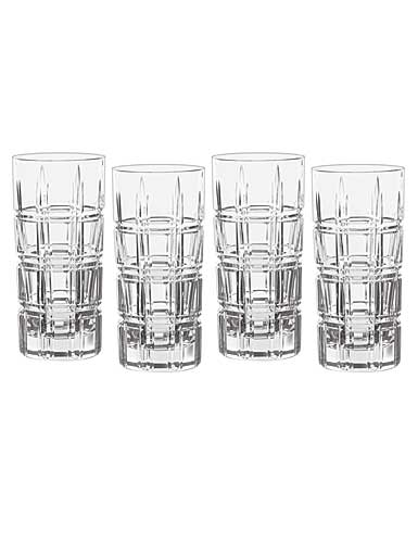 Marquis By Waterford Crosby Hiball, Set of Four