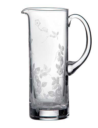 Wedgwood Wild Strawberry Al Fresco Glass Water Carafe