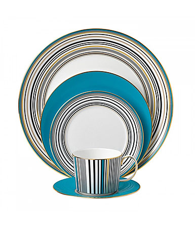 Wedgwood China Vibrance, 5 Piece Place Setting