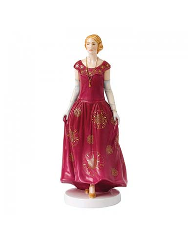 Royal Doulton China Pretty Ladies Lady Rose, Limited Edition 1200