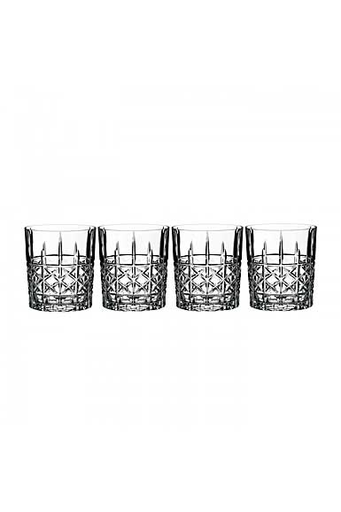 Marquis by Waterford Brady DOF, Set of Four