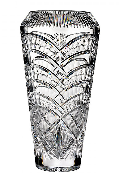 """Waterford House of Waterford Matt Kehoe Wexford 13"""" Vase, Limited Edition of 400"""