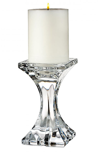 "Marquis by Waterford Verano Pillar 6"" Candlestick"