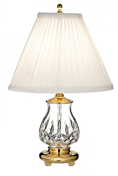 "Waterford Lismore 14 1/2"" Accent Lamp"