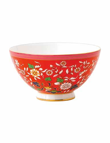 Wedgwood Wonderlust Crimson Jewel Bowl