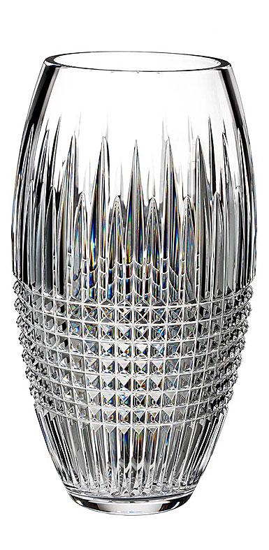 "Waterford Lismore Diamond Encore 12"" Vase"