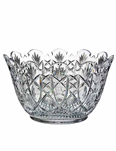 """Waterford House of Waterford Maritana 12"""" Bowl, Limited Edition of 200"""