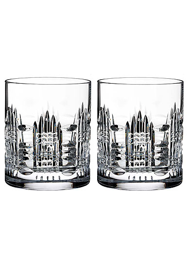 Waterford Dungarvan DOF Tumbler, Pair