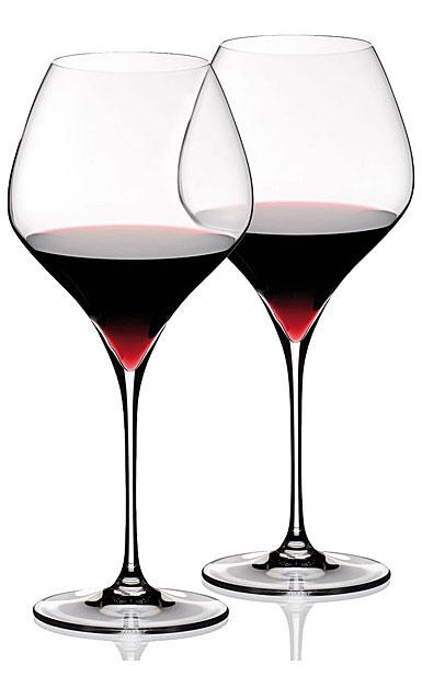 Riedel Vitis Pinot Noir, Pair