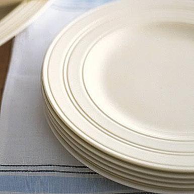 Wedgwood Jasper Conran Cream Dinner Plate