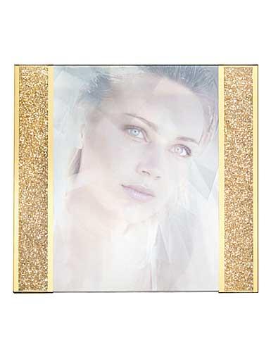 Swarovski Starlet Golden Shadow Picture Frame, Large