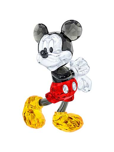 Swarovski Disney Mickey Mouse Figure
