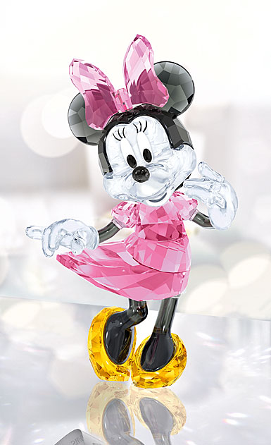 Swarovski Disney Minnie Mouse Figure