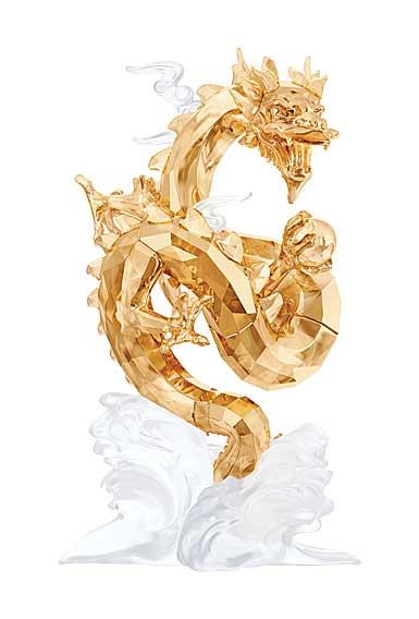 Swarovski Noble Large Dragon Sculpture