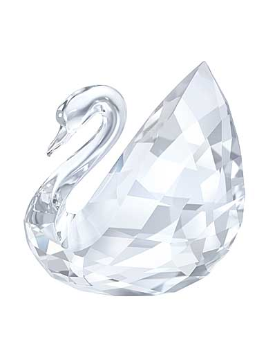 Swarovski Small Swan Sculpture