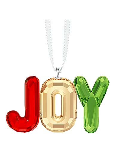 Swarovski Christmas Joy 2017 Ornament
