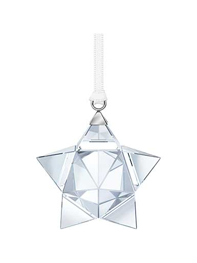 Swarovski Star Ornament, Small