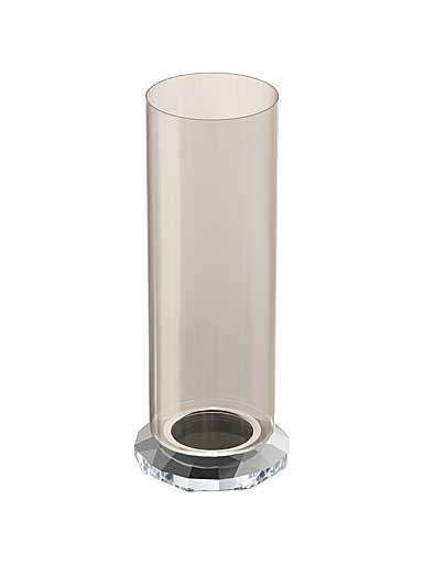 Swarovski Allure Vase, Silver Tone