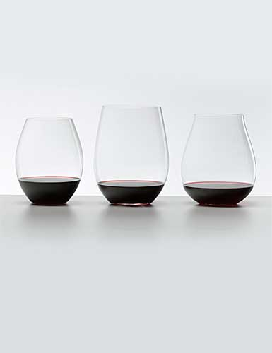 Riedel Big O Red Wine Glass Set