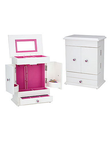 Reed and Barton Bella Jewelry Chest