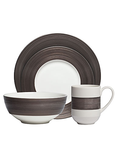 Vera Wang Wedgwood Devotion Platinum Dinnerware
