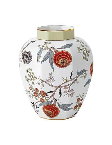 Wedgwood China Expressive Pashmina Faceted Vase