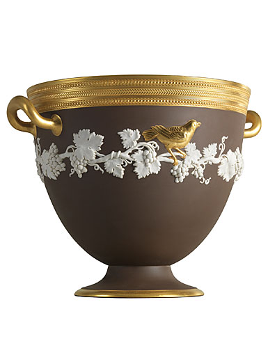 Wedgwood Amp Bentley Opulent Golden Bird Bowl
