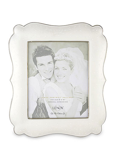 Lenox China Opal Innocence 8x10 Frame