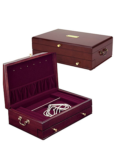 Reed & Barton Emma, White Jewelry Chest