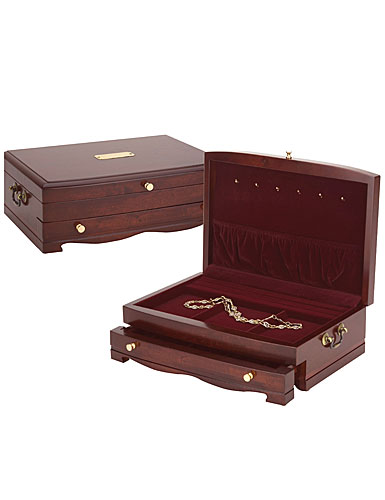 Reed and Barton Elena Jewelry Chest