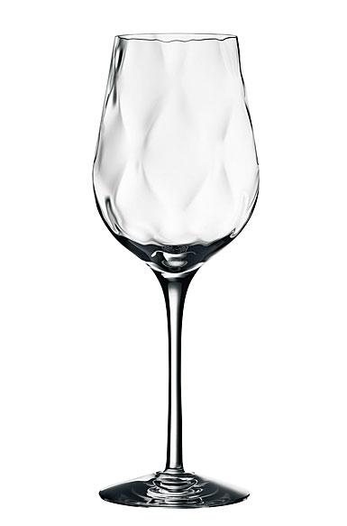 Orrefors Dizzy Diamond White Wine, Single
