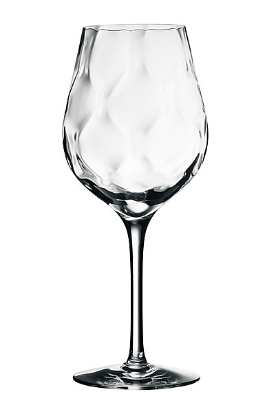 Orrefors Dizzy Diamond Goblet/Red Wine, Single