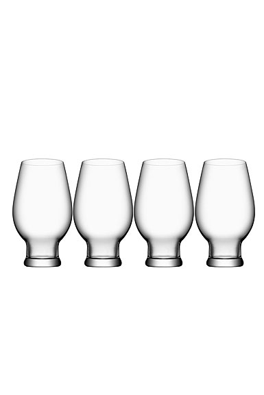 Orrefors Beer India Pale Ale, Set of Four