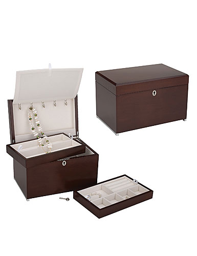 Reed and Barton Haley - Light Walnut and Cream Chest