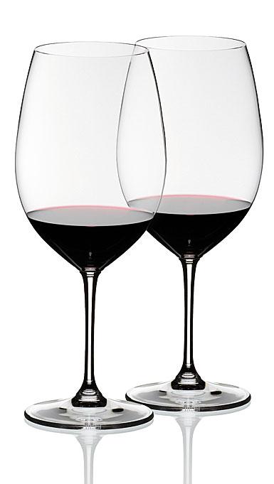 Riedel Vinum XL Cabernet Sauvignon, Pair