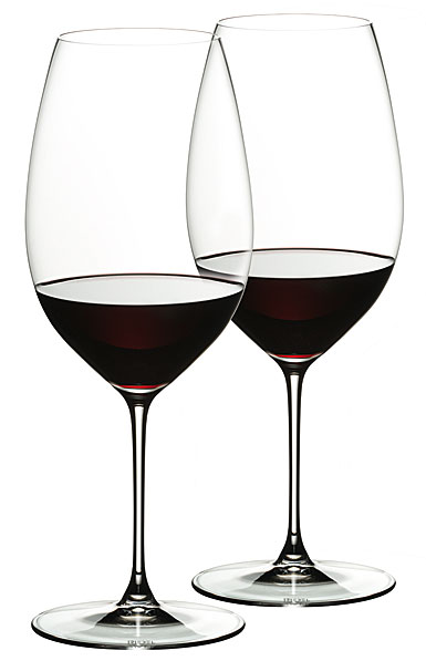 Riedel Veritas New World Shiraz, Pair