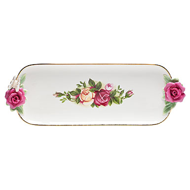 Royal Albert Old Country Roses Canape Tray