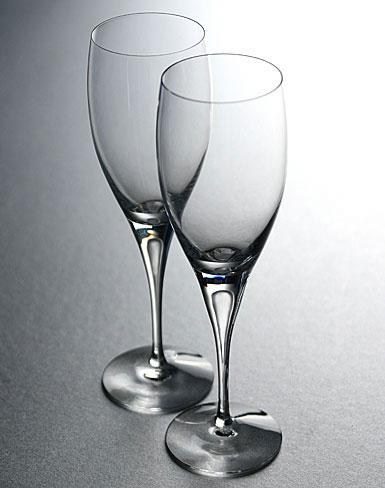 Orrefors Intermezzo Satin Wine, single